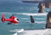 看一次少一次 | 墨尔本大洋路十二门徒岩直升机观光(15/25/60分钟可选+自驾推荐)12 Apostles Helicopters