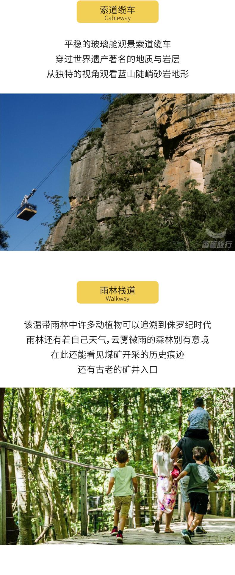 蓝山景观世界缆车套票B-03